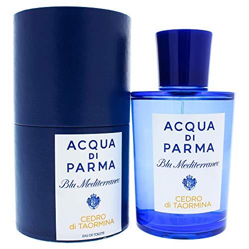 Acqua di Parma Blu Mediterraneo Cedro di Taormina, Eau De Toilette Vaporizzatore, 150 ml