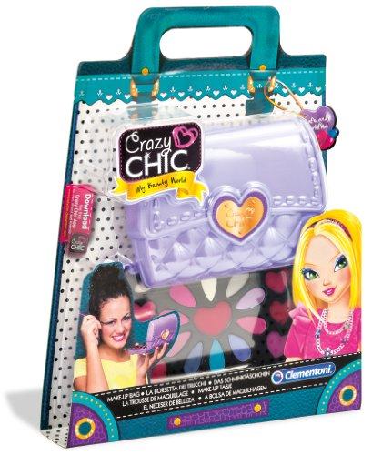 Clementoni 15959 - Crazy Chic Trucchi Pochette