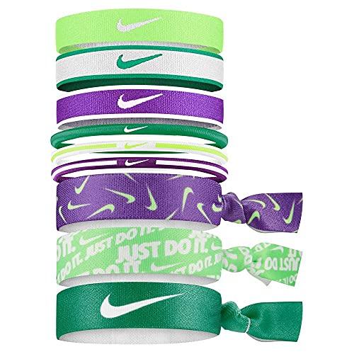 Nike Polytail Holders, 9 pezzi