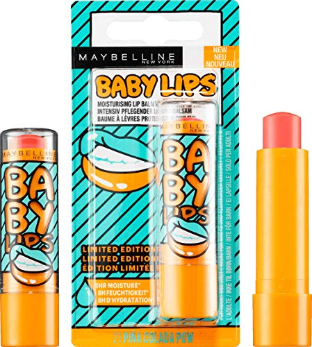 Maybelline Baby Lips Limited Edition 8Hr Moisture