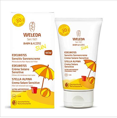 Weleda Italia Crema Solare Sensitive (SPF 30) - 150 ml.