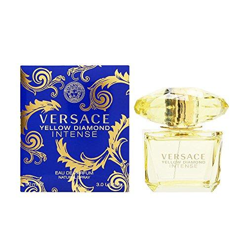 Versace Ver521032 Giallo Diamond Intense Designer Fragrance, 90 ml