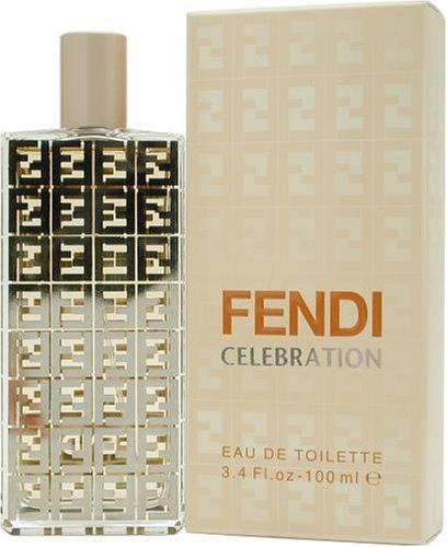 Fendi Celebration By Fendi For Women. Eau De Toilette Spray 3.4 Ounces by Fendi