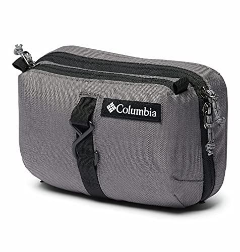 Columbia Mazama - Kit da viaggio da uomo, taglia unica, colore: Grigio