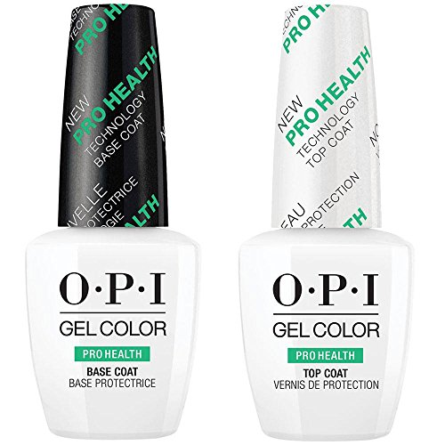 OPI Gelcolor Prohealth base & top coat Duo [15ML]