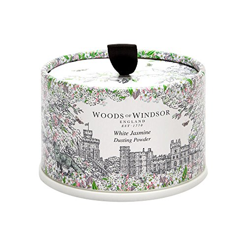 Woods of Windsor, White Jasmine, Talco in polvere