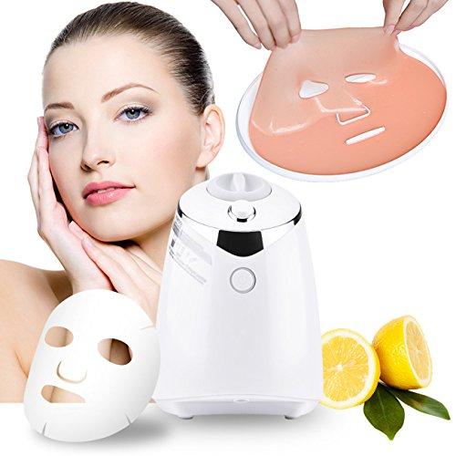 Brino Macchina per la Maschera Facciali del Viso Pelle Automatica Belleza Naturale Vegetale Pulizia Multifunzionale Maschera per la cura personale di bellezza pelle