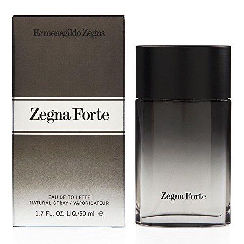 Ermenegildo Zegna Forte Eau de Toilette, Uomo, 50 ml