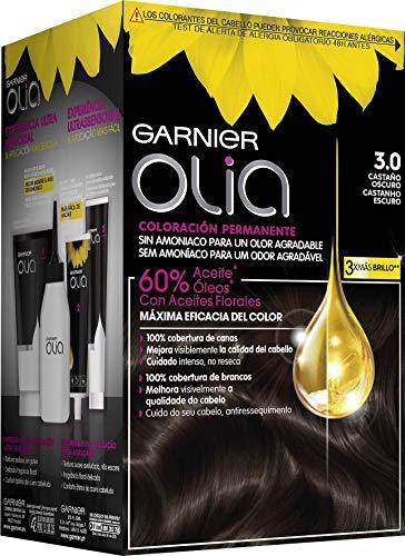 Garnier Tintura per Capelli, 200 gr, 3.0 Castaño Oscuro