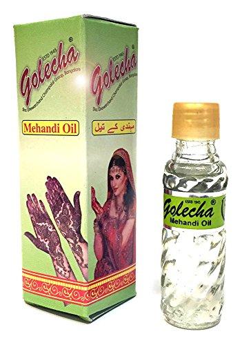 Olio di henné per rinforzare le anomalie dell'henné, 6 ml