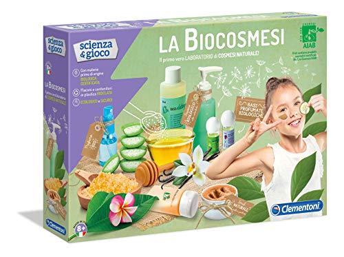 Clementoni- Scienza&Gioco Scienza e Gioco La Bio Cosmesi, 8+ Anni, Multicolore, 19108