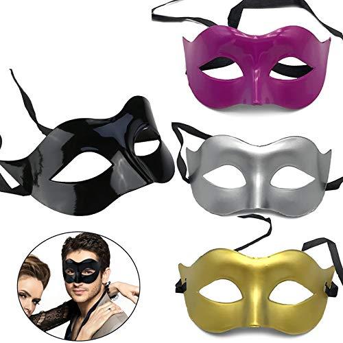per Halloween per donne e ragazze riutilizzabile Simsly lavabile Mascherina per viso con paillettes argento