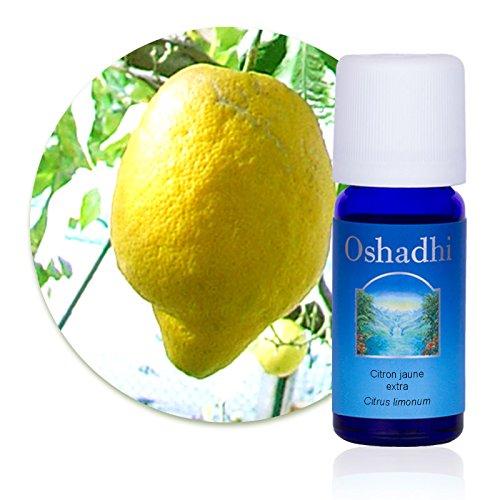 Giallo limone Bio, Olio Essenziale