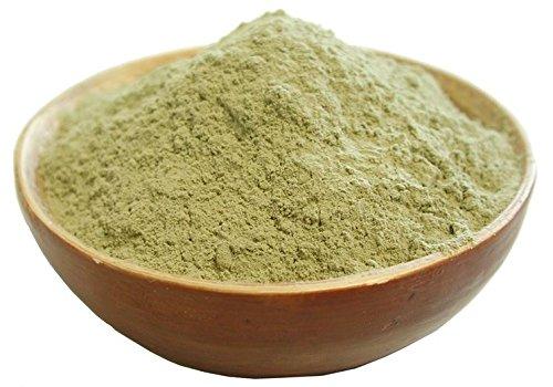 Argilla Verde polvere Ventilata 1kg per uso PROFESSIONALE (INTERNO ed ESTERNO)