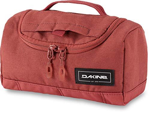 Dakine, Revival Kit, M, Borsa Toiletry/Wash Bag/Cosmetici Beauty Case Borsa da Viaggio Unisex Adulto Toilette Bag, Rosa (Dark Rose), M