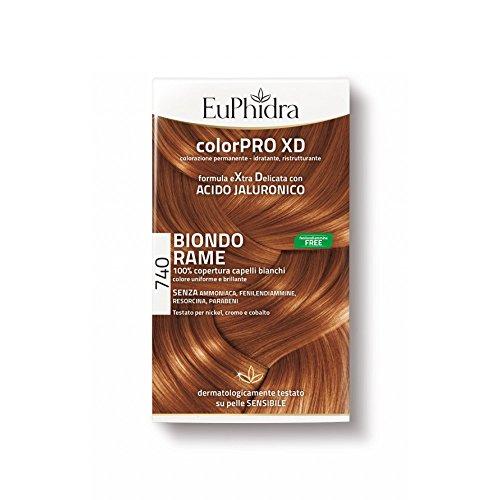 Euphidra ColorPro XD, 740 Biondo Rame - 10 gr
