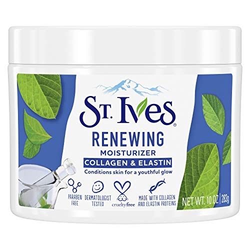 St Ives Crema viso senza tempo al collagene 10 once