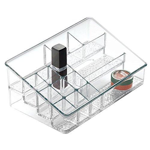 InterDesign Rain Organizzatore Cosmetici per Armadio, 21.5x13.5x8.5 cm