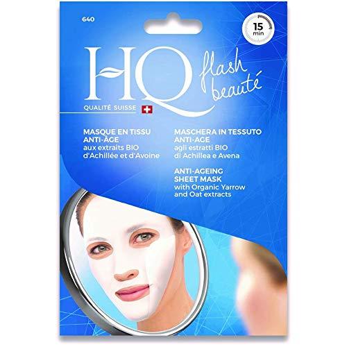 Flash Beauté - Maschera in tessuto anti-age 15 ml