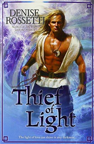 Thief of Light [Lingua Inglese]