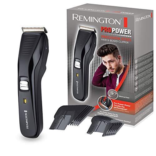 Remington HC5200 Tagliacapelli Pro-Power, Lame in Acciaio