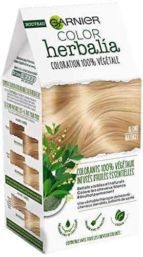 Color herbalia colorazione 100% Vegetale Biondo Naturale