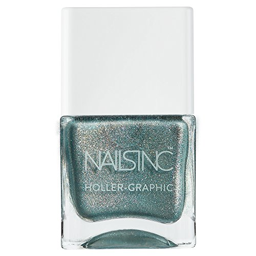 Nails Inc Holler Graphic, Cosmic Queen