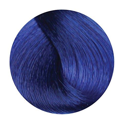 Stargazer UV - Tintura semipermanente per capelli, 70 ml, Blu reale