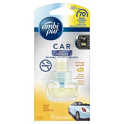 Ambi Pur Car Ricambio di Deodorante per Ambienti - 7 ml
