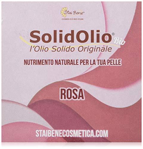 StaiBene Olio Solido Solidolio Rosa - 100 gr