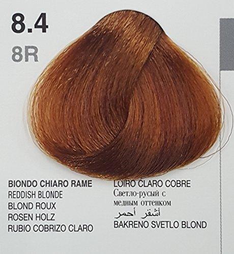 Dikson Drop Color - Tintura per Capelli 100ml 8.4 Biondo Chiaro Rame