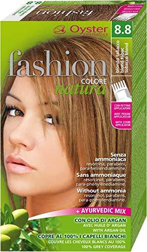 FASHION NATURA Colore Capelli senza ammoniaca Biondo Tabacco 8.8