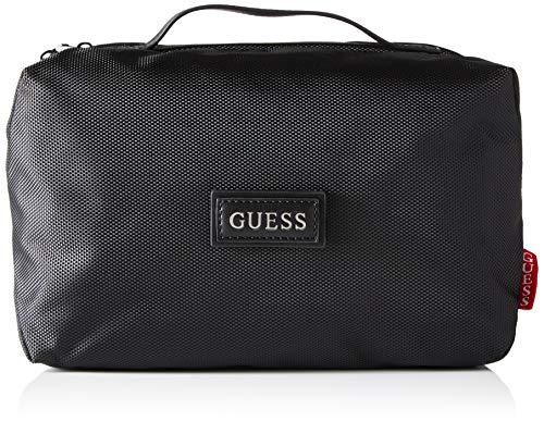 Guess Dan Travel Beauty, Bags Briefcase Uomo, Black, Taglia Unica