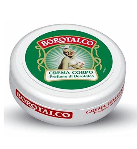 crema corpo nutriente - profumo di borotalco 30 ml