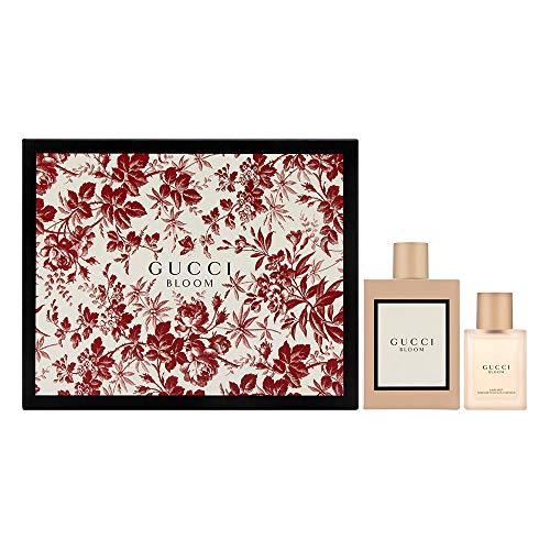 Gucci Bloom Cofanetto Regalo (Eau de Parfum, 100 + Acqua Profumata per Capelli, 30 ml)