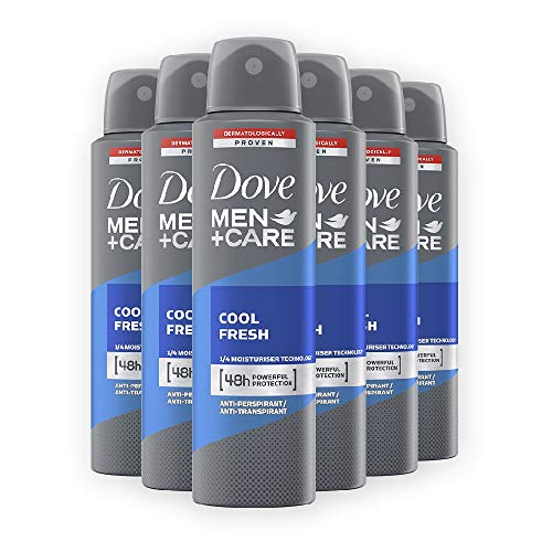 DMC Cool Fresh Spray 150 ml, Confezione da 6