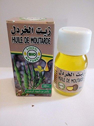 Pure Senape-Senape-Oil-Marocco Olio Vegetale-30ml