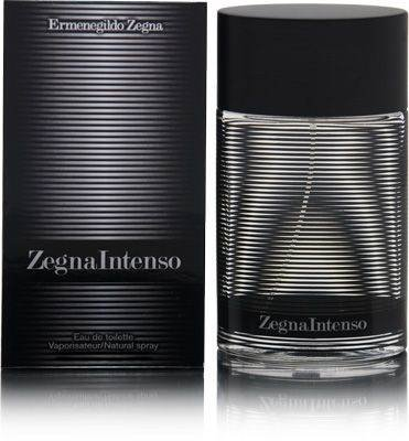 Ermenegildo Zegna Intenso Eau De Toilette 50ml Spray