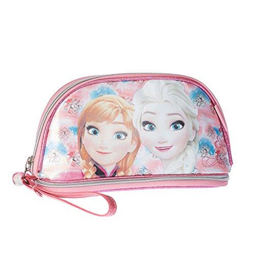 Karactermania 51814 Frozen Beauty Case, 24 cm, Rosa