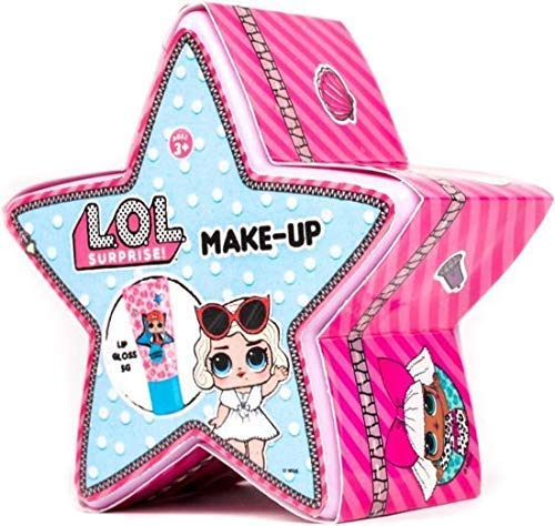 Unbekannt- LOL Surprise Stella Make-Up Small, Colore Pink, 8 x 4 x 8 cm, 35611