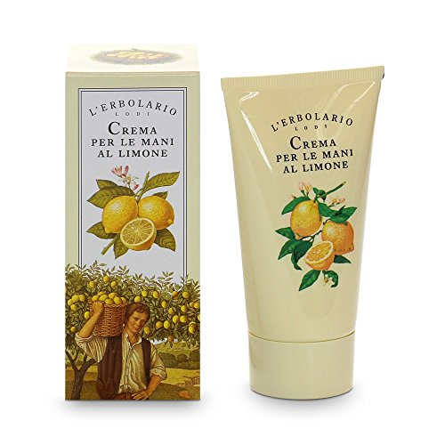 Crema Per Mani al limone, 1er Pack (1X 75ML)