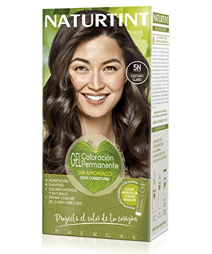 Naturtint Colorazione Permanente, 5N - 60 ml