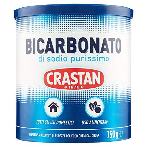 Crastan Bicarbonato di Sodio ad Uso Alimentare - 750 g