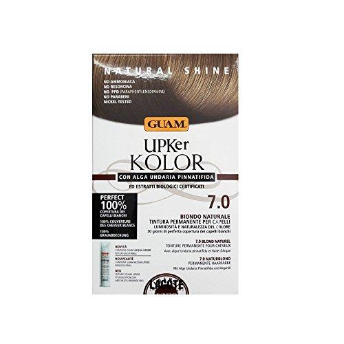 GUAM - TINTA UPKER KOLOR BIONDO NATURALE 7.0