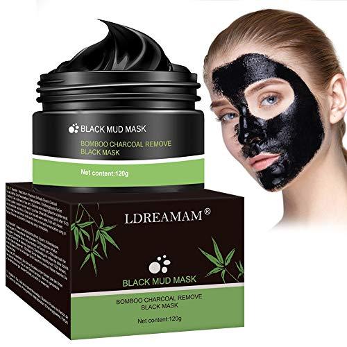 Maschera Punti neri,Maschera Purificante,Maschera di comedone,Maschera Comedone,peel-off Mask,con carbone attivo per una profonda pulizia dei pori di crema per il viso
