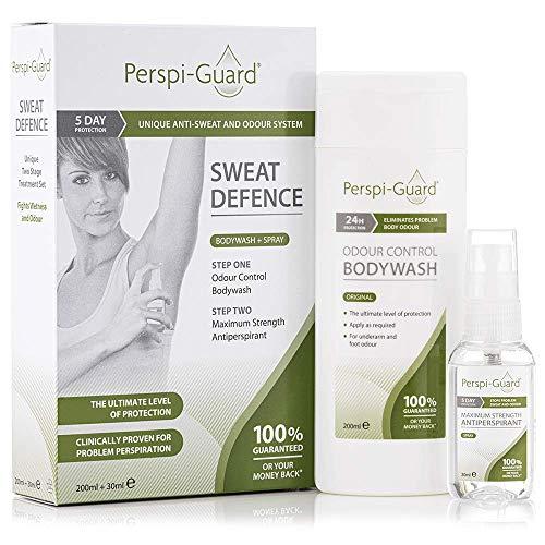 Persp Sweat Defence Bagnoschiuma Antibatterico - 2 Confezioni da 230 ml