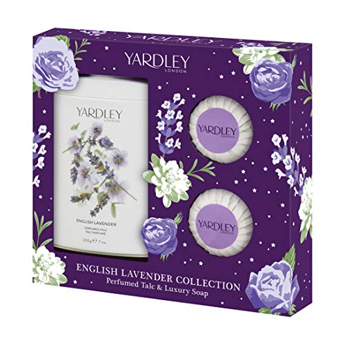 Yardley Of London Talco & Soap Collection 2019