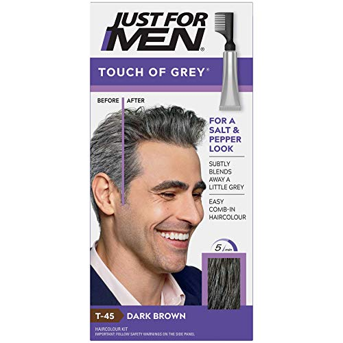 Just For Men T35 Touch Of Grey Tintura per Capelli, 40G