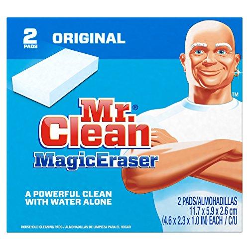 Mr. Clean 43515 Erase originale e rinnovare la gomma magica, confezione da 2
