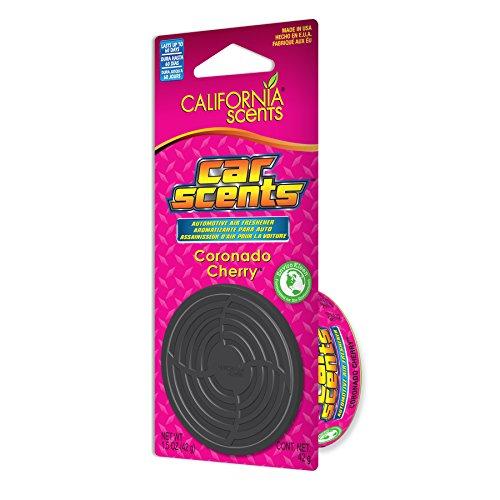 California Scents CCSP407 - Deodorante per Auto alla Ciliegia
